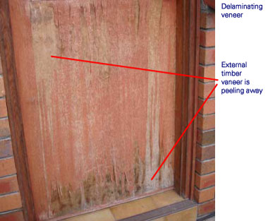 Unitcare Best Practice Doors & Best Exterior Varnish For Doors.Stain Colors One Time Wood. Rustic ...